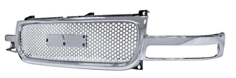Perforated Car Grill Mesh Sheet